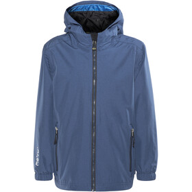 Meru Oxnard Waterproof Jacket Boys Navy